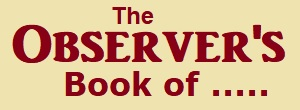 """Observer's Book of"" for sale"